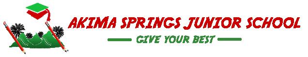 Akima Springs Junior School Logo